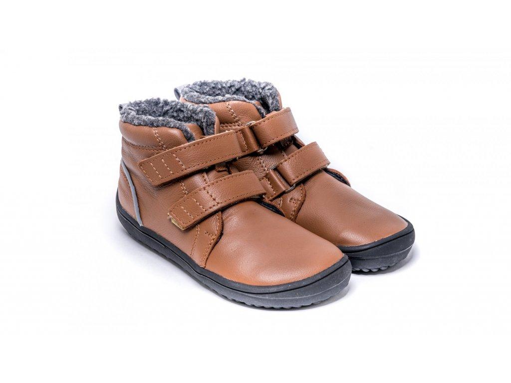 detske barefoot topanky penguin chocolate 4456 size large v 1