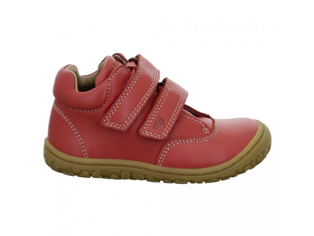Lurchi celoroční obuv NORA 33-500003-03 Rosso