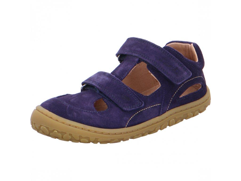 Lurchi sandále NANDO 33-50002-22 AZUL