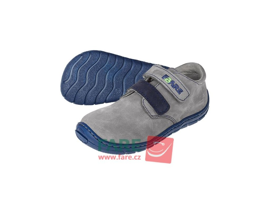 FARE BARE dětské celoroční boty A5113261