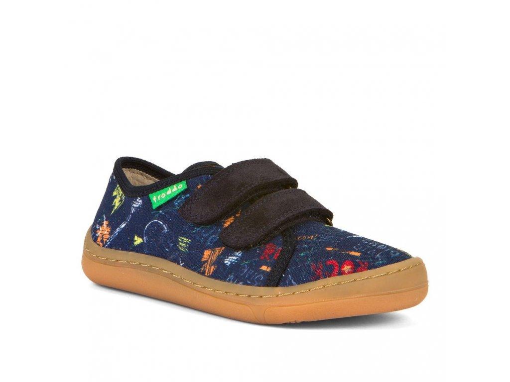Froddo Barefoot Slipper G1700302-1 Blue