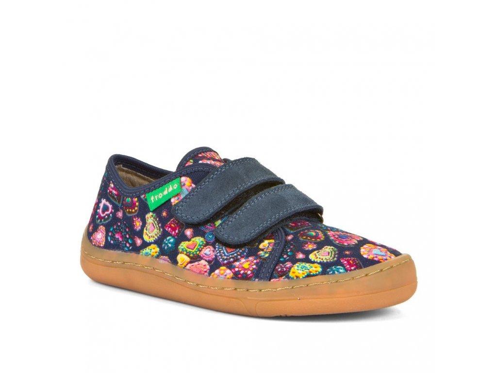 Froddo Barefoot Slipper G1700302-5 Denim+