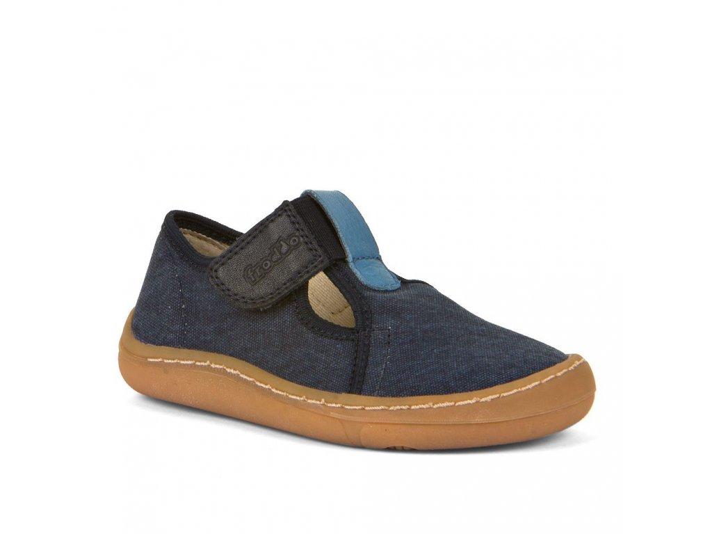 Froddo Barefoot Slipper G1700303 Blue