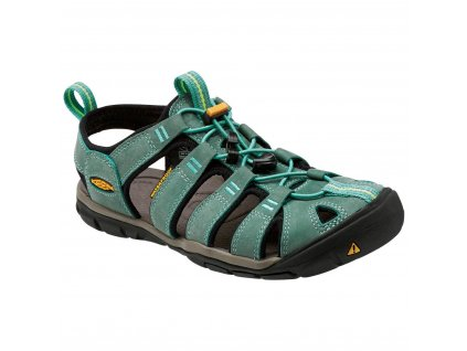keen womens clearwater cnx leather sandalen