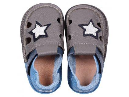 barefoot kids sandals starlit sky 93 4