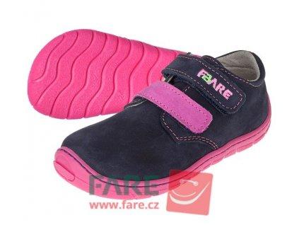 FARE BARE dětské celoroční boty A5113251