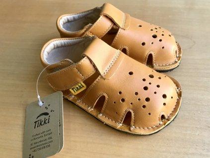 Tikki - Aranya sandály Mustard