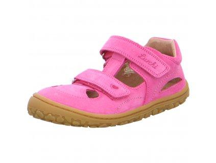 Lurchi sandále NANDO 33-50002-23 FUXIA
