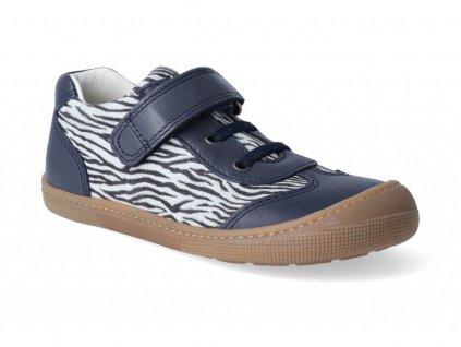 19314 2 barefoot tenisky koel4kids bernardinho blue zebra 2