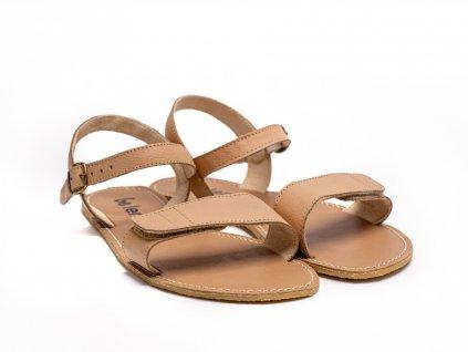 barefoot sandale be lenka grace brown 15811 size large v 1