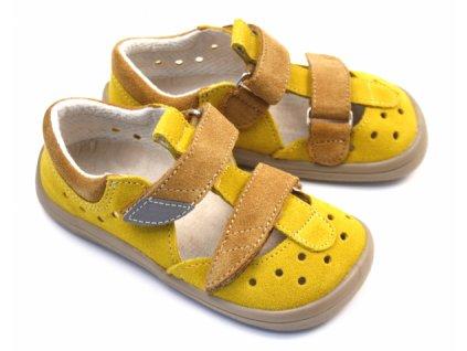 Beda - sandály BF 0001/SD/W MAURO
