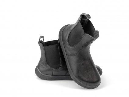 barefoot topanky be lenka entice all black 1 23851 size large v 1