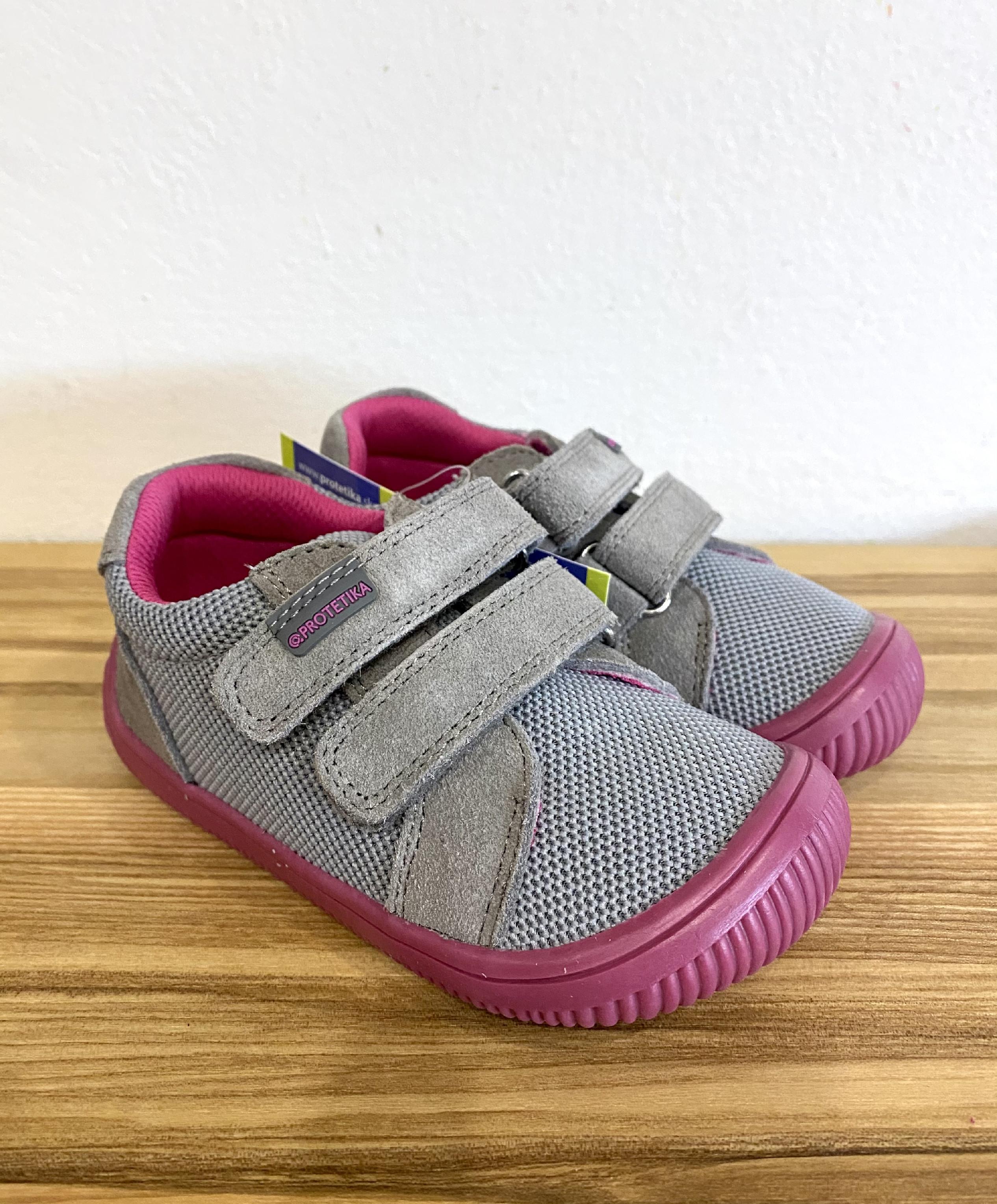 Protetika DONY Pink Velikost obuvi: 24