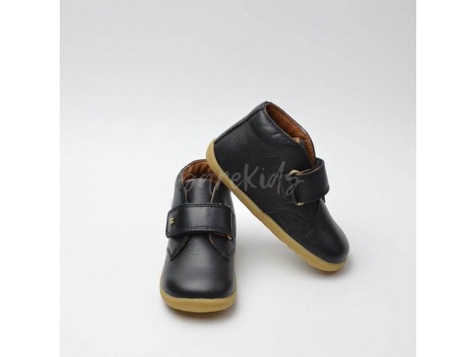 BOBUX DESERT BOOT BLACK - STEP UP