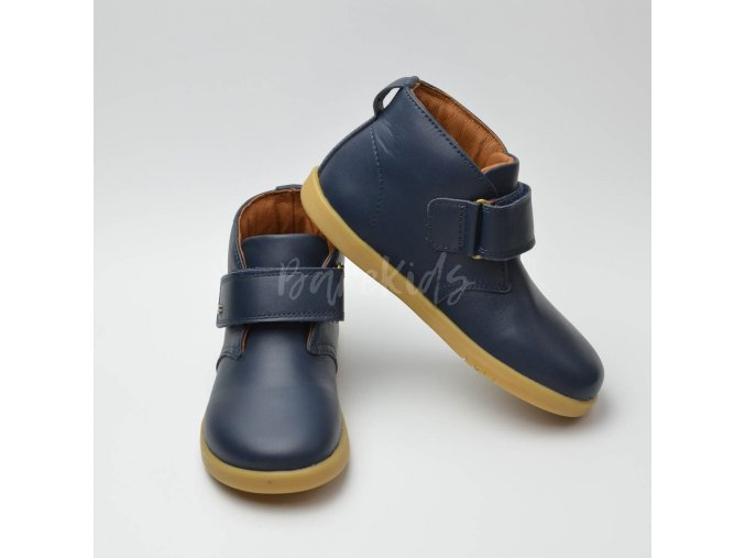 BOBUX DESERT BOOT NAVY - KID +