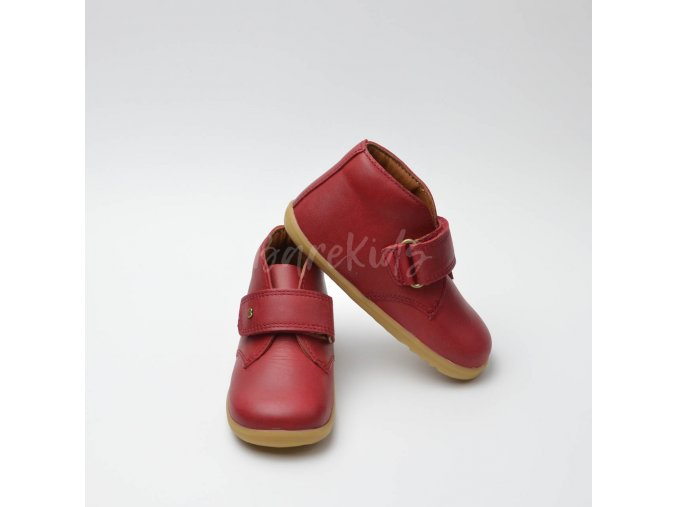 BOBUX DESERT BOOT RIO RED - STEP UP