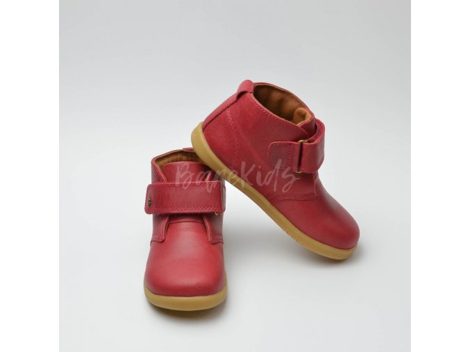 BOBUX DESERT BOOT RIO RED - I WALK