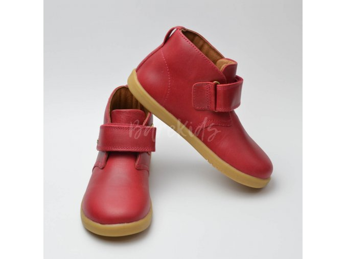 BOBUX DESERT BOOT RIO RED - KID +