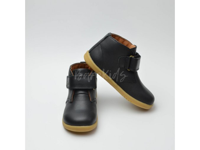 BOBUX DESERT BOOT BLACK - I WALK