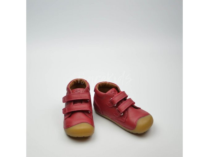 BUNDGAARD PETIT VELCRO RED