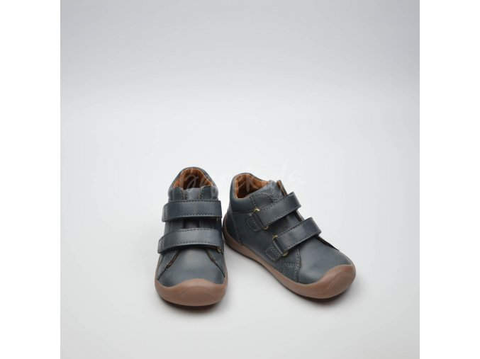 BUNDGAARD THE WALK VELCRO NAVY