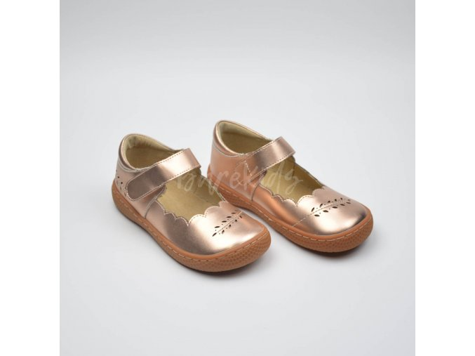 LIVIE & LUCA JUNIPER ROSEGOLD METALLIC