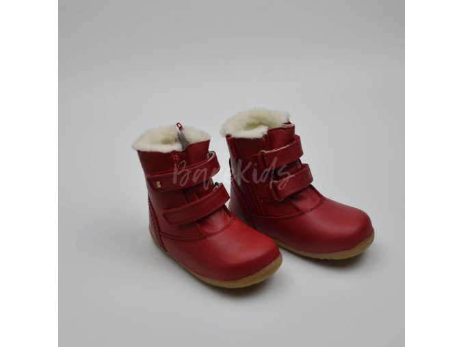 BOBUX ASPEN BOOT RIO RED - STEP UP