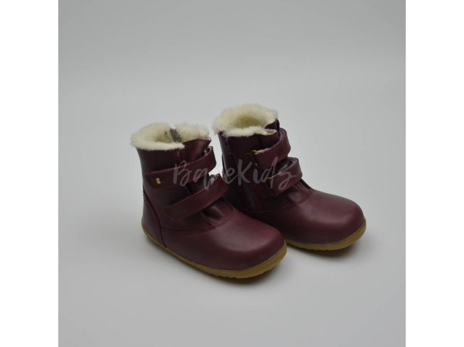 BOBUX ASPEN BOOT PLUM - STEP UP