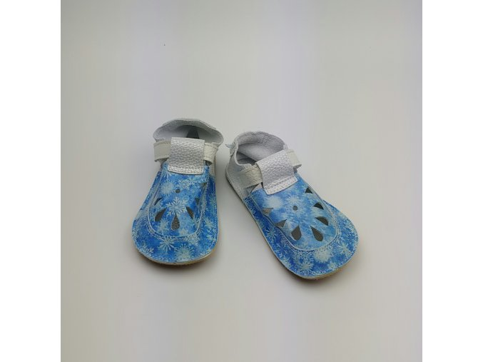 BABY BARE SHOES IO SNOWFLAKES - TS