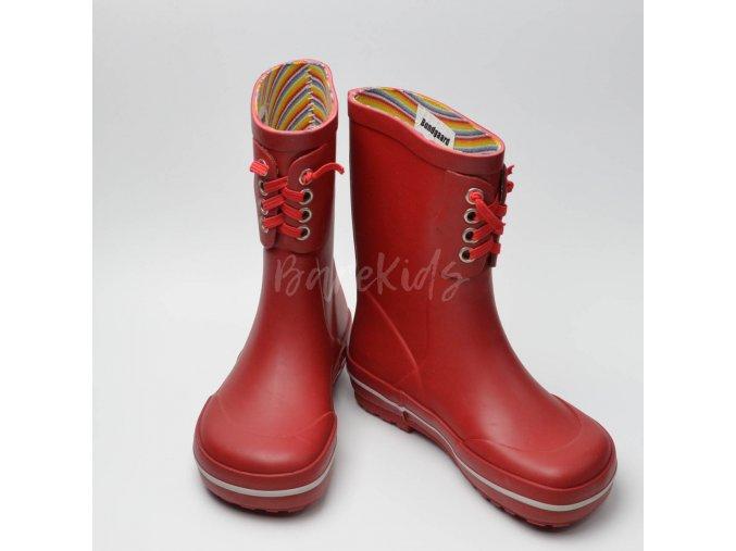 BUNDGAARD CLASSIC RUBBER BOOTS RED