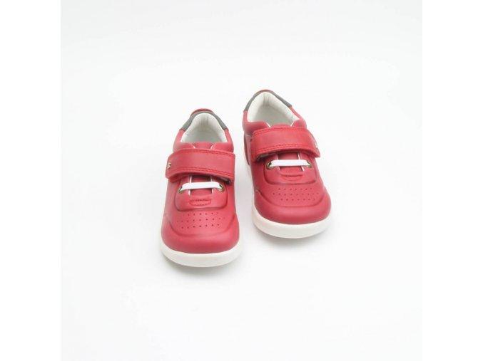 BOBUX RYDER RED + CHARCOAL - I WALK