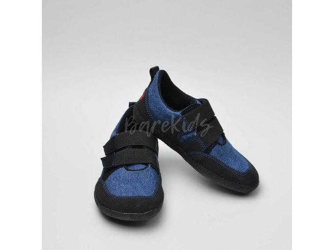 SOLE RUNNER PUCK BLUE/BLACK
