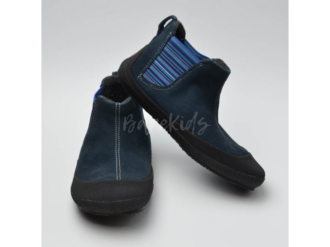 SOLE RUNNER PORTIA BLUE/BLACK