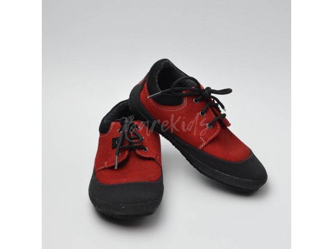 SOLE RUNNER PAN RED/BLACK