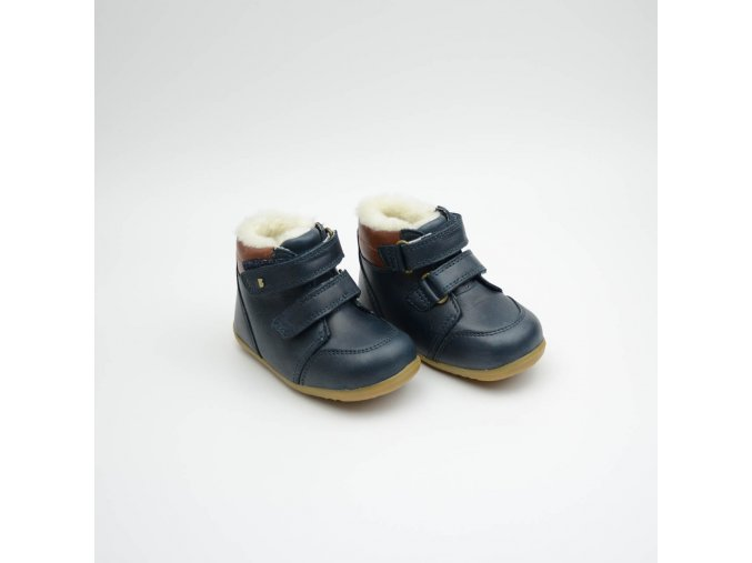 BOBUX TIMBER ARCTIC NAVY -  STEP UP