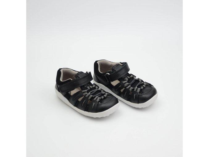BOBUX SUMMIT BLACK + CHARCOAL - I WALK/KID+