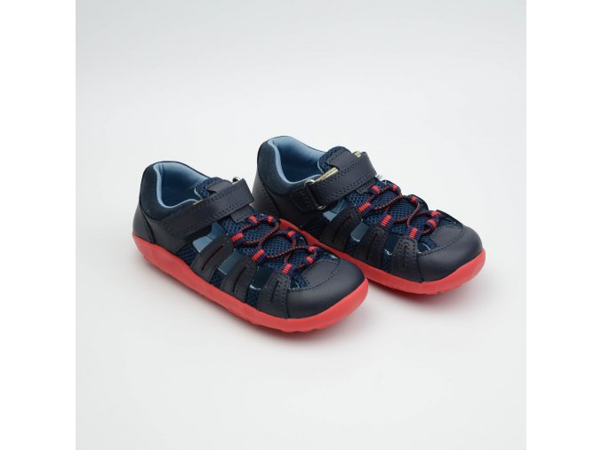BOBUX SUMMIT NAVY + RED - I WALK