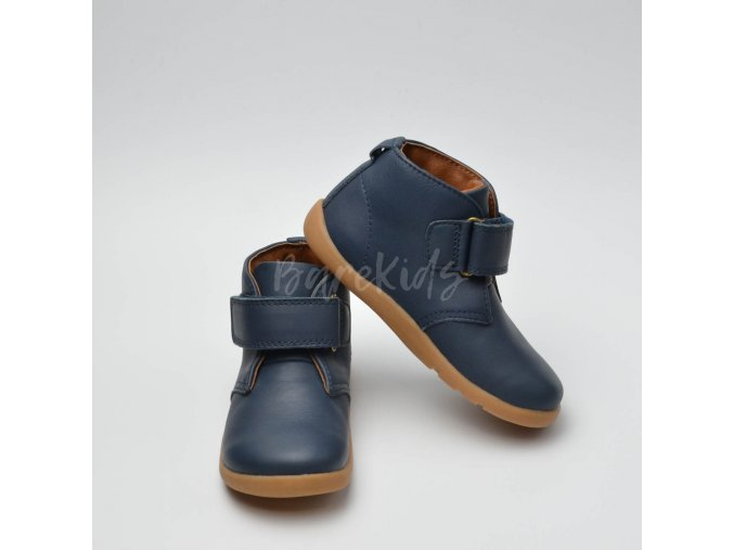 BOBUX DESERT BOOT NAVY - I WALK