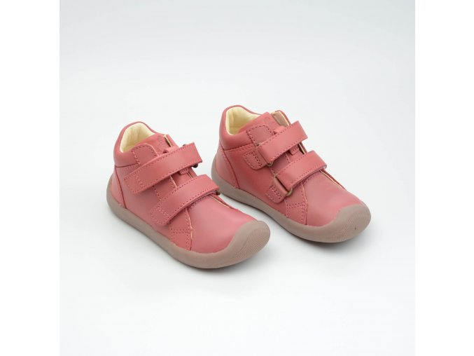 BUNDGAARD THE WALK VELCRO - SOFT ROSE
