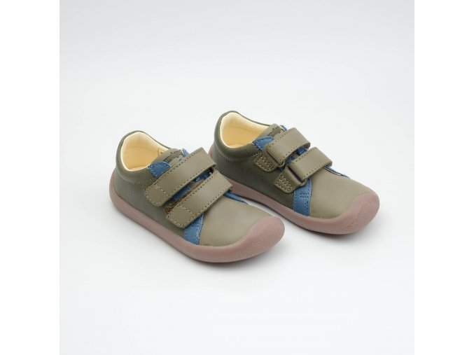 BUNDGAARD THE WALKER VELCRO ARMY G