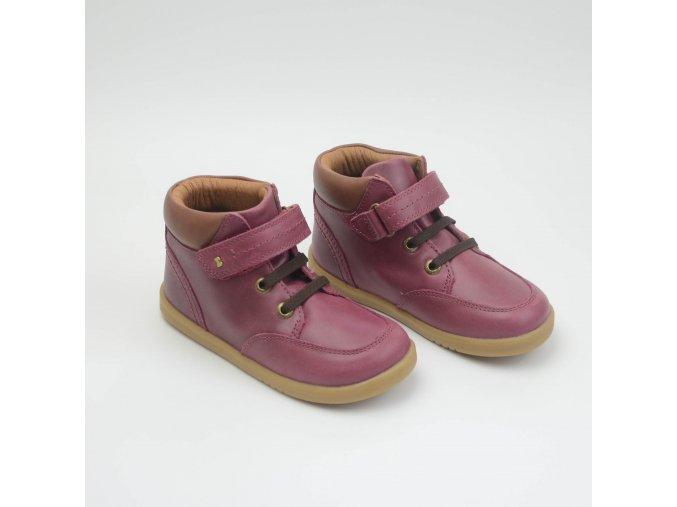 BOBUX TIMBER BOOT BOYSENBERRY - I WALK, K+