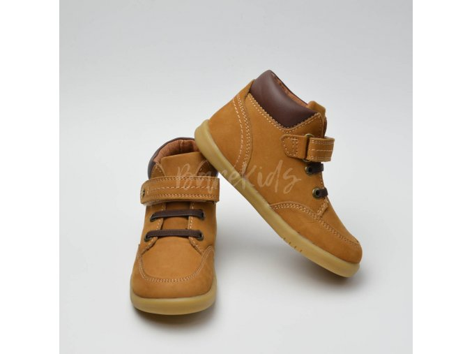 BOBUX TIMBER BOOT MUSTARD - I WALK