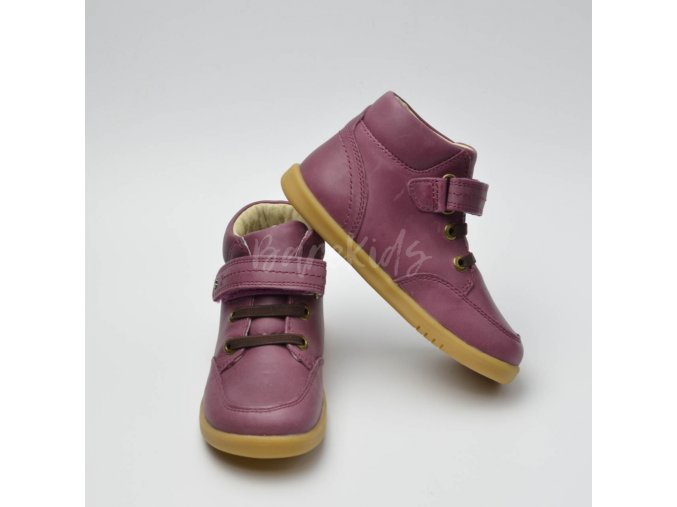 BOBUX TIMBER BOOT PLUM - I WALK