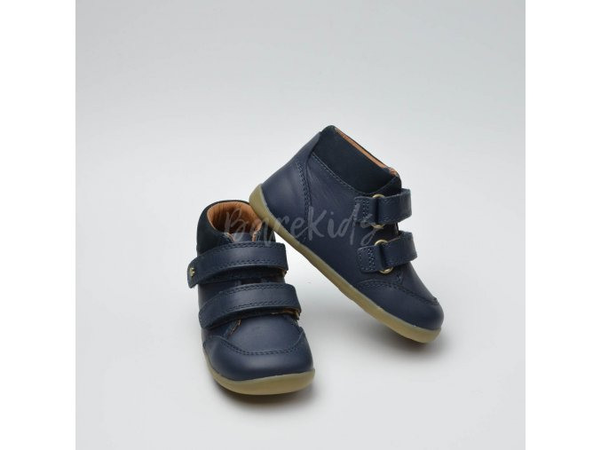BOBUX TIMBER BOOT NAVY - STEP UP