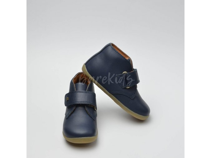 BOBUX DESERT BOOT NAVY - STEP UP
