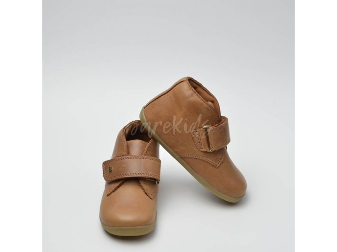 BOBUX DESERT BOOT CARAMEL - STEP UP
