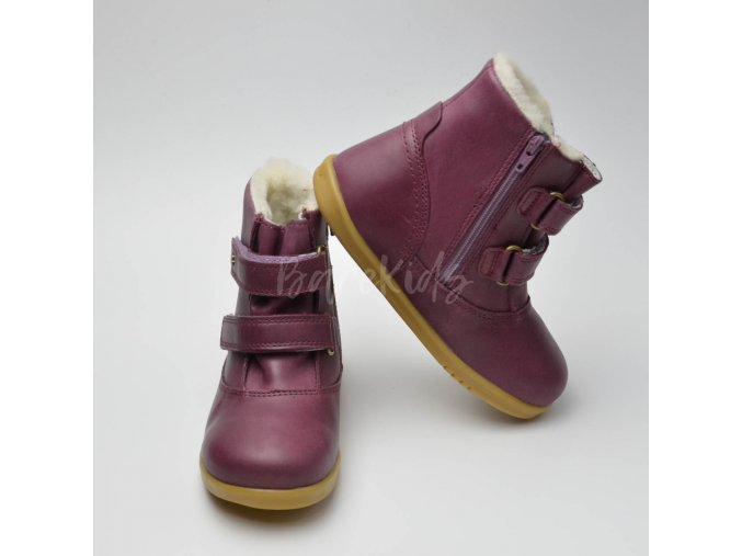 BOBUX ASPEN BOOT PLUM - I WALK
