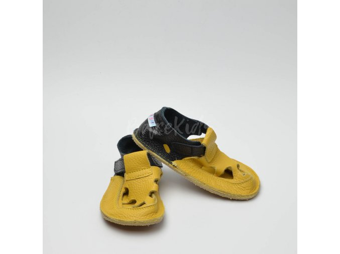 BABY BARE SHOES IO ANANAS SUMMER PERFORATION