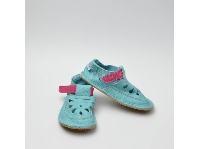 BABY BARE SHOES IO FLOWER - TS