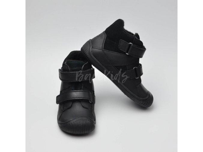 BUNDGAARD WALK VELCRO TEX BLACK